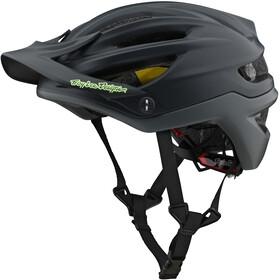 Troy Lee Designs A2 Mips Helm grau
